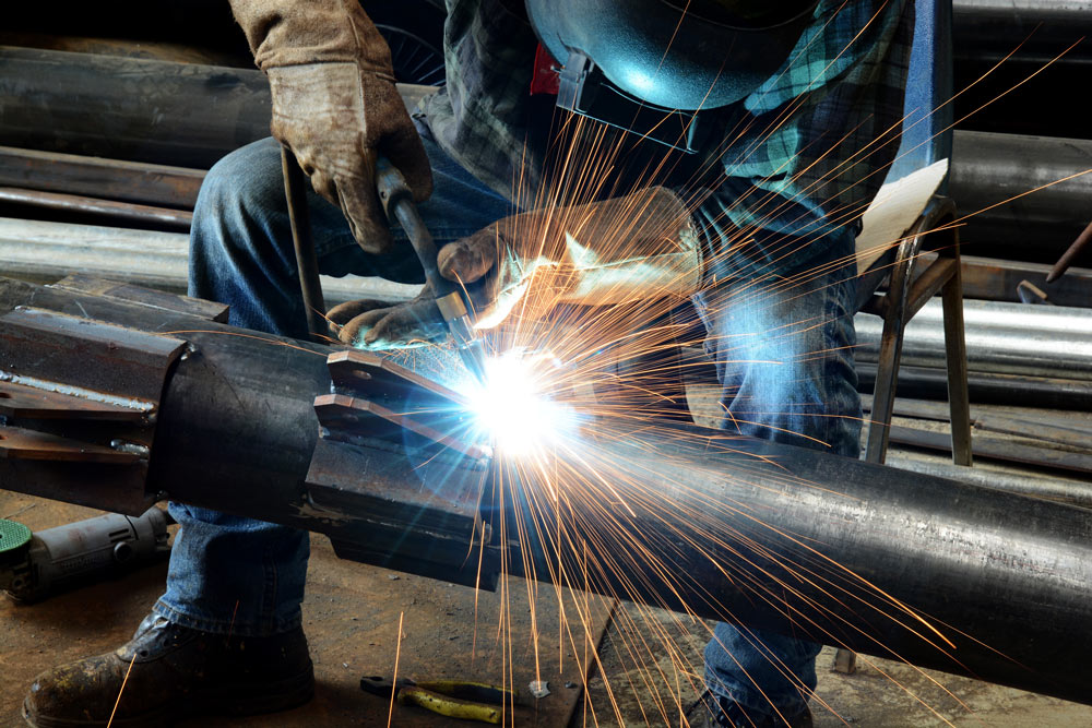 Welding and fabrication services onsite or off